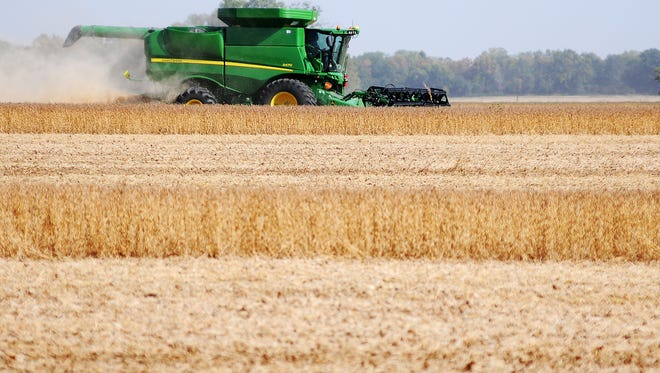 Higher input costs and lower crop prices are squeezing farm profitability across the region.