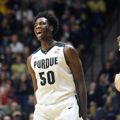 Caleb Swanigan: 'If I can get drafted, I'm going to go get drafted'