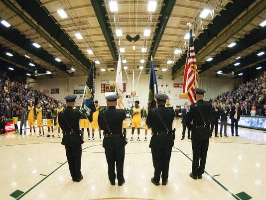 Siena vs. Vermont Men's Basketball 12/29/15