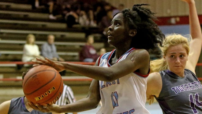Hirschi's Patience Murphy was a Red River 22 selection a year ago.