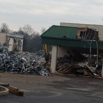 Route 22 Days Inn in Bridgewater being demolished for another hotel