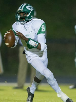TaDarryl Marshall, a three-star athlete from Leeds, Ala., committed to Tennessee on Tuesday.