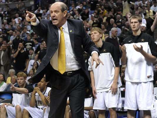 Taylor disappears in another Vandy loss
