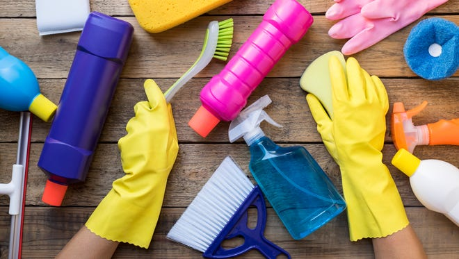 Spring is time for cleaning and home maintenance