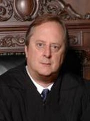 Former Iowa Supreme Court Justice David Baker