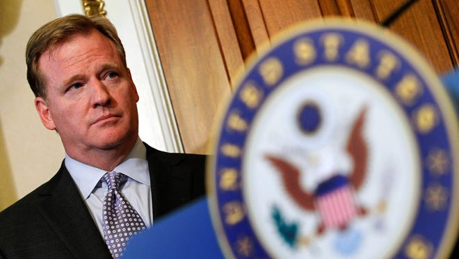 NFL Commissioner Roger Goodell may soon be answer questions from Congress about the Ray Rice case.