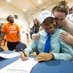 National Signing Day filled with cheers, tears in area