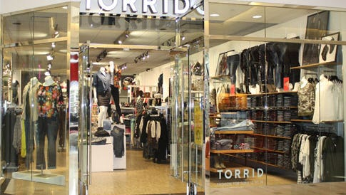 Torrid is returning to The Empire Mall.