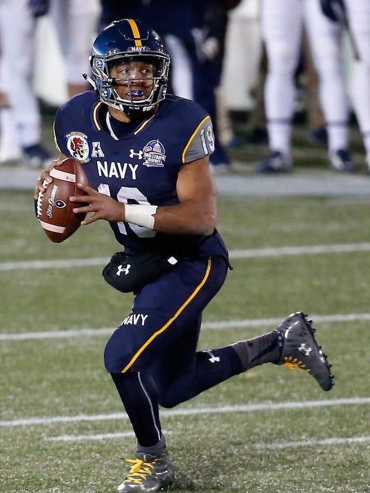 Military Bowl - Navy v Pittsburgh