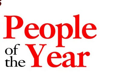 People of the Year 2014