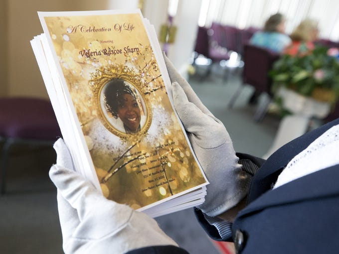 Family and friends attend funeral services for Scottsdale