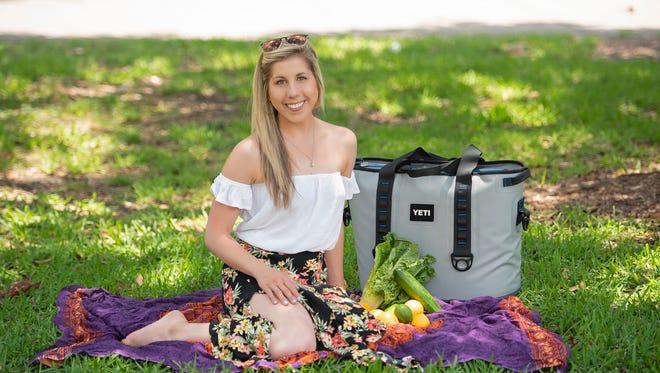 Ellie Rome, health coach.