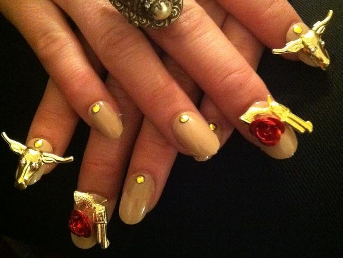 Nail trends for fall