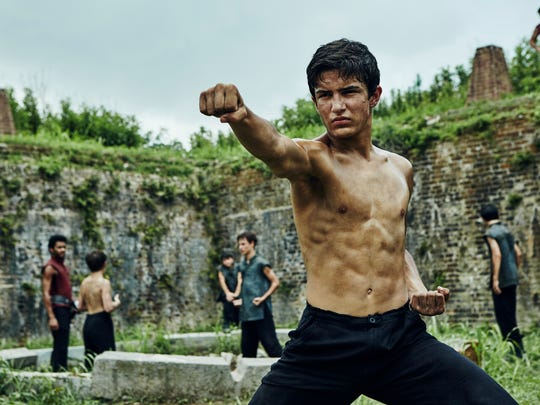 Aramis Knight plays M.K. in AMC's 'Into the Badlands.'