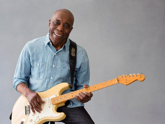 Chicago blues legend Buddy Guy is in concert July 7 at Door Community Auditorium.