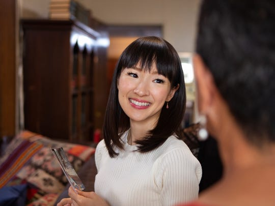 "Netflix starts off the New Year with ""Tidying Up With Marie Kondo."""
