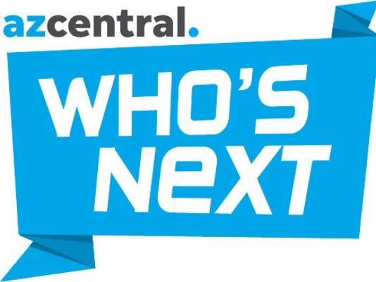 Who's Next logo 2017