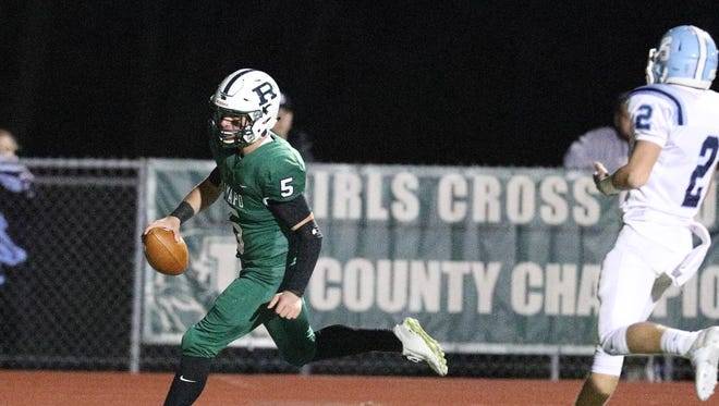 Ramapo took down Sparta on Nov. 17 to advance to the North 1, Group 3 title game.
