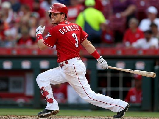 063018 REDS, Cincinnati Reds baseball, Milwaukee Brewers at Cincinnati Reds, 6/30