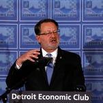 Sen. Gary Peters warns Donald Trump on tariffs in trade meeting