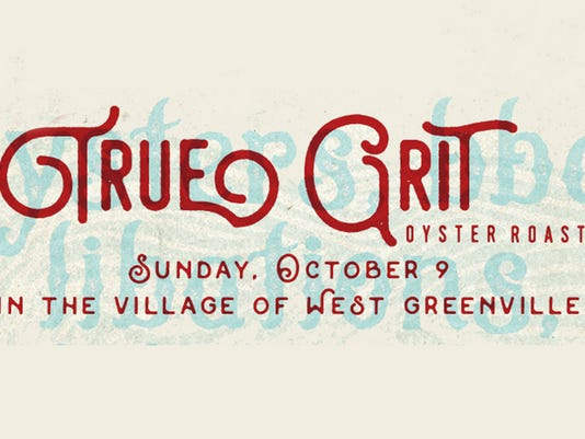 True Grit Oyster Roast logo