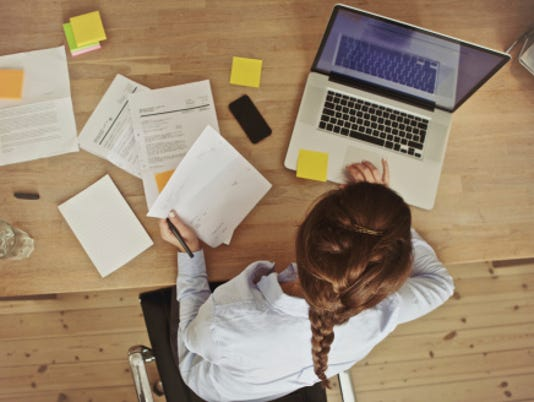 3 work at home online jobs that aren't scams