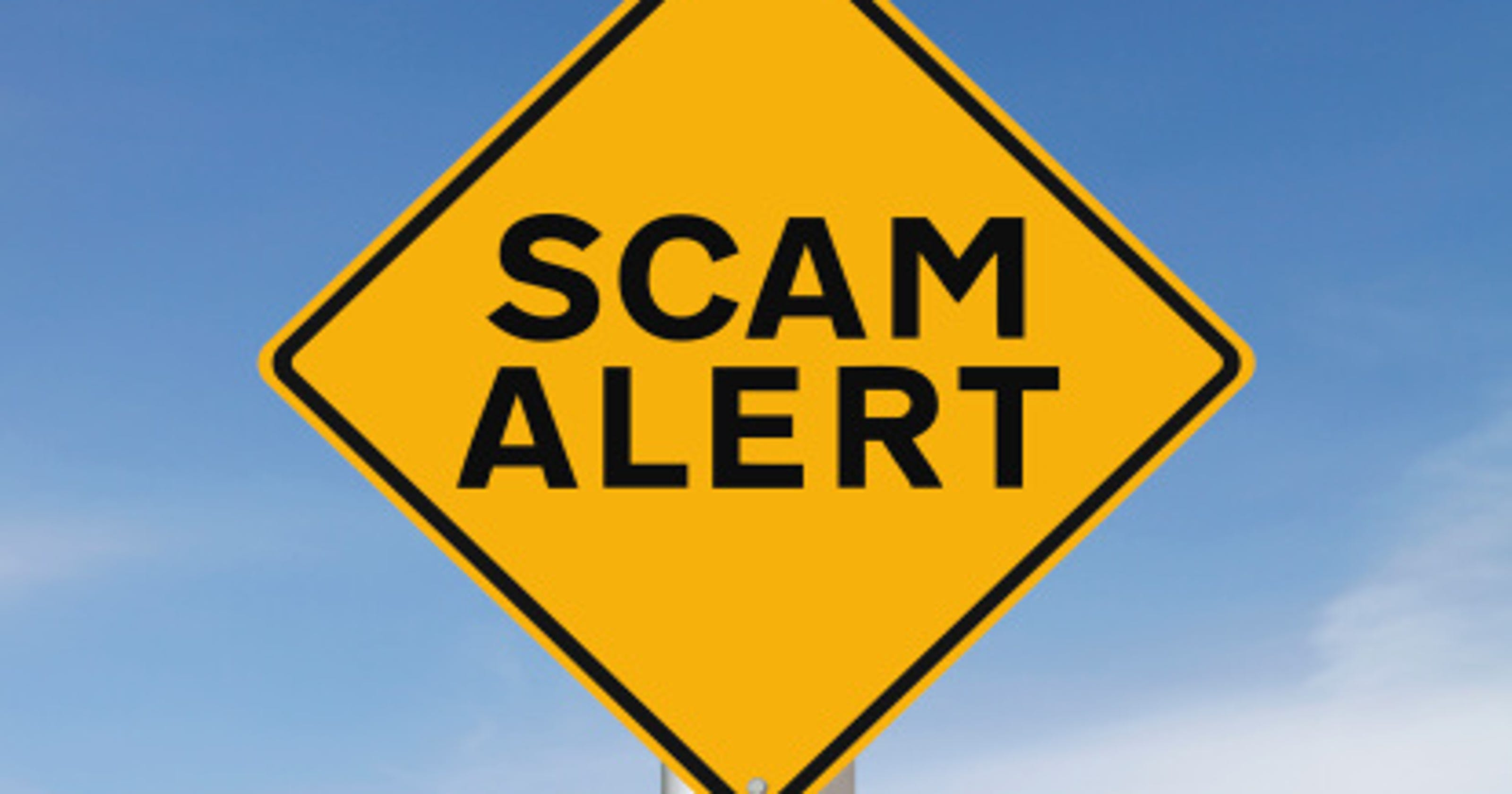 Sheriff's department warns of scam