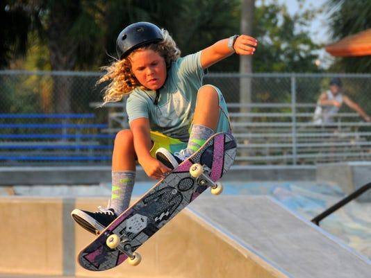 Satellite Beach skate park