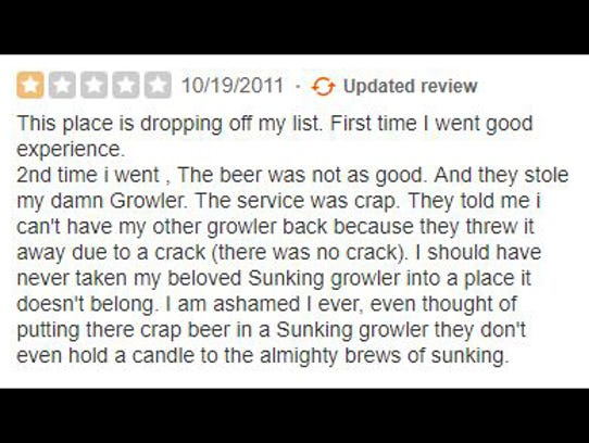 A review of Flat 12 Bierwerks.