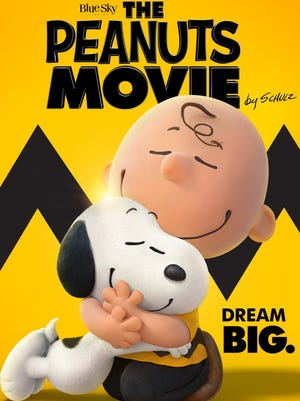 Much of the comedy in 'The Peanuts Movie' stems from  Charlie Brown's and  Snoopy's different approaches to romance.