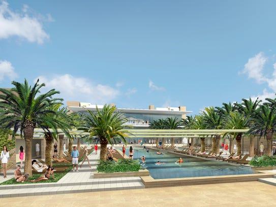 A $2 billion Ritz-Carlton resort and luxury residential
