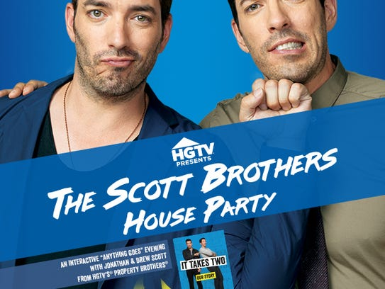 """The Scott brothers' """"House Party Tour"""" comes to Cincinnati"""