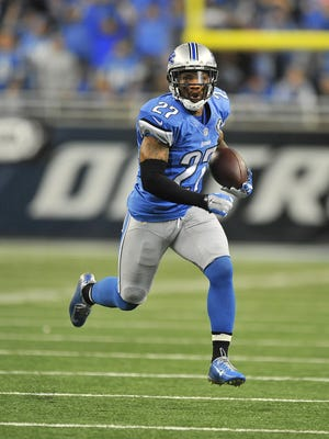Lions safety Glover Quin is expected to step up and help lead the defense following the departure of Ndamukong Suh.