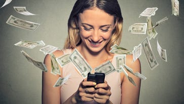 You can deduct your entire bill if you have a dedicated business cell phone.