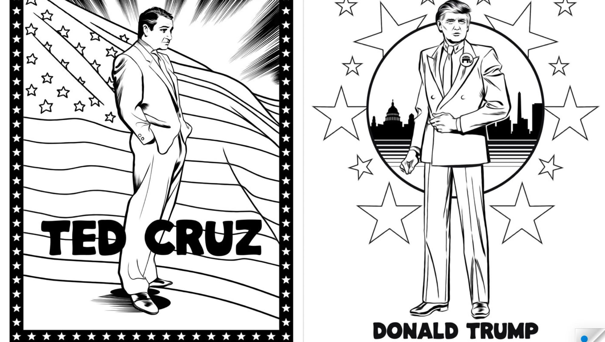 Politics Stressing You Out Our 2016 Coloring Book Is Here