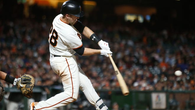 Buster Posey has won three World Series titles with the Giants. Can he squeeze out a fourth?