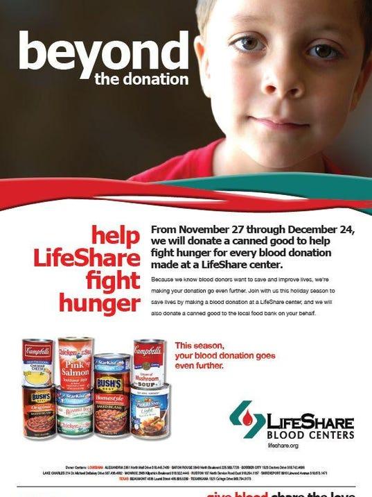 Lifeshare poster 1