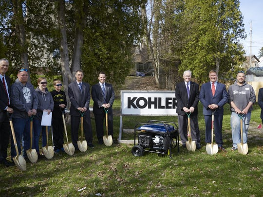 Kohler Power has partnered with Habitat for Humanity Lakeside to sponsor a homebuilding project on Erie Avenue in Sheboygan.