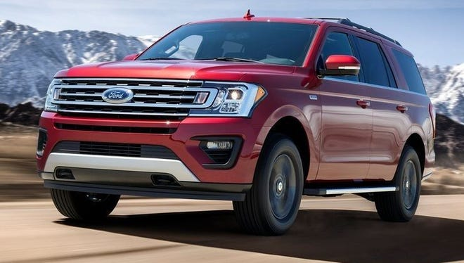 Ford is creating an off-road version of its Expedition SUV, the largest one in the lineup