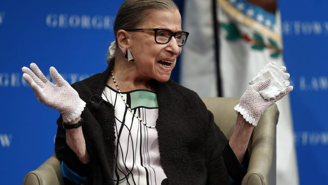 Stories circulating online incorrectly claim late U.S. Supreme Court Justice Ruth Bader Ginsburg wanted to lower the age of consent for sex to 12 years old. This bogus claim first emerged during Ginsburg's 1993 confirmation hearings when official testimony misinterpreted a recommendation by Ginsburg in a 1977 report published by the United States Commission on Civil Rights.