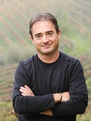 Author Alan Tardi.