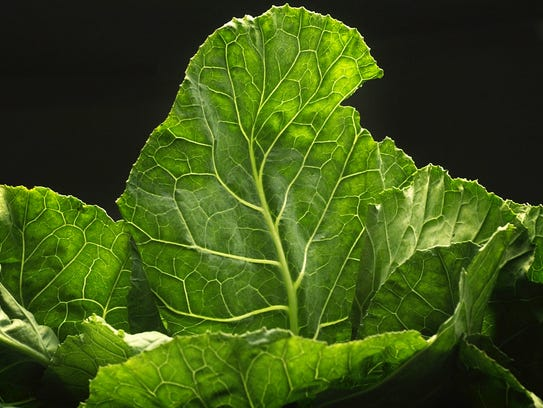 Rich in vitamins and tradition, collard greens also