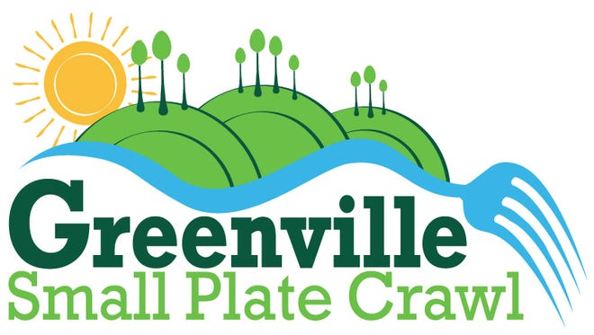 The Greenville Small Plate Crawl offers a taste of almost 30 local restaurants.