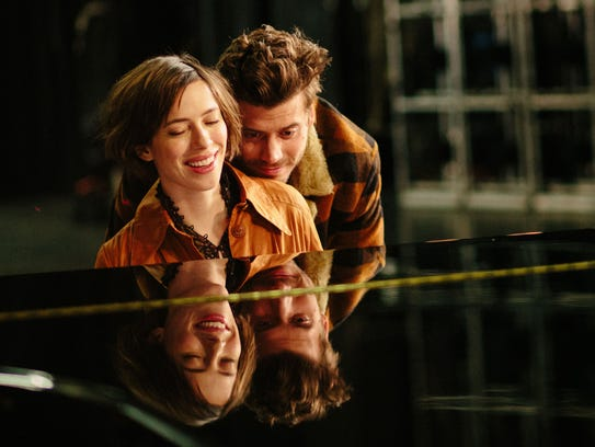 Anna (Rebecca Hall) and Dane (Francois Arnaud) get