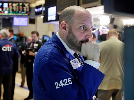Stocks close out week with worst start to year ever