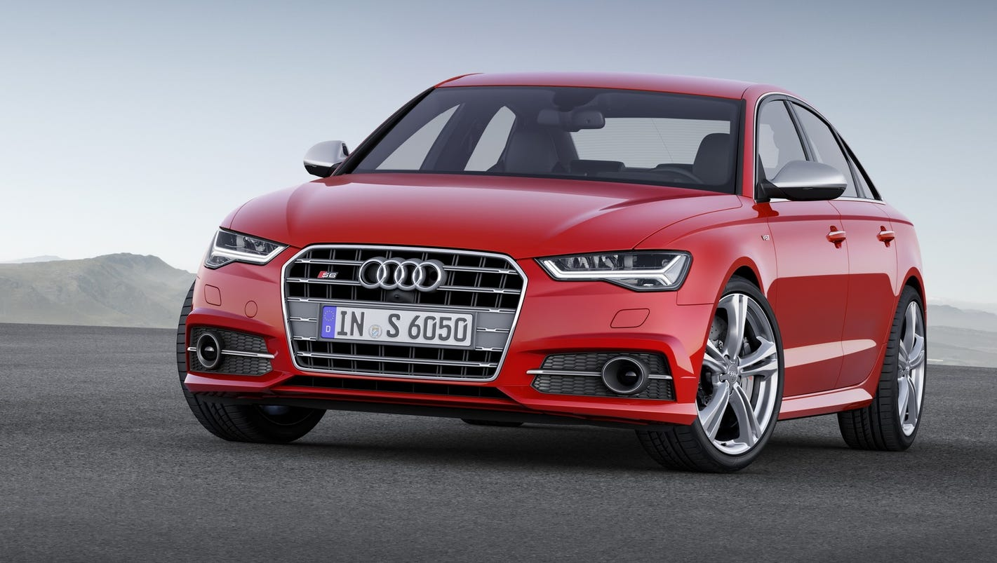 2017 Audi S6 Sedan Exhibits Sophistication Amp Performance
