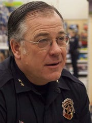 Lt. Jerry Schiager, a former assistant chief with Fort