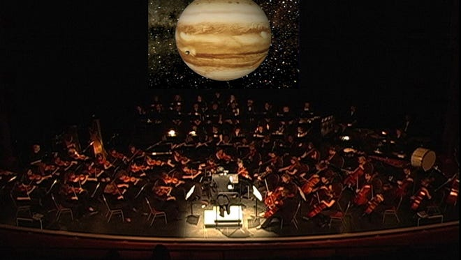 """The Kentucky Symphony Orchestra will explore Holst's """"The Planet,"""" with help from Cincinnati Observatory and NASA this season"""