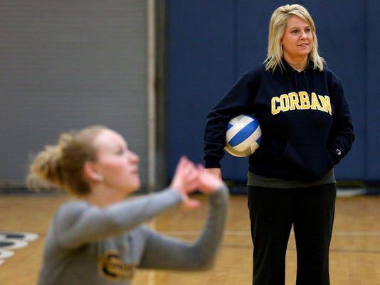 Corban Volleyball