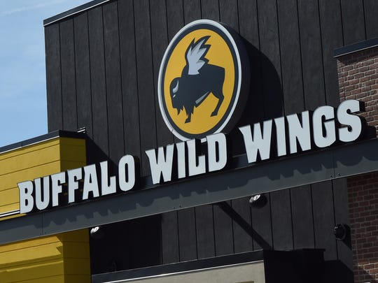 A Middletown Buffalo Wild Wings employee has become ill with hepatitis A, a spokesman for a company, said Friday.